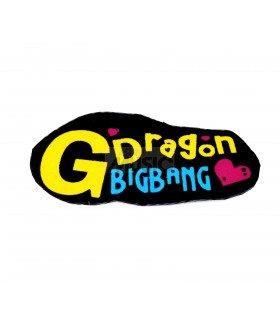 Badge K-Design BigBang / G-Dragon (지드래곤) 002