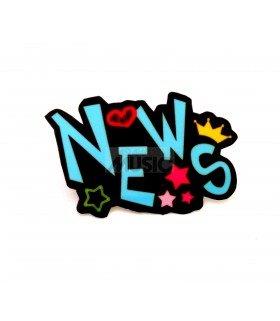 Badge K-Design NEWS