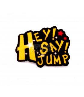 Badge K-Design Hey! Say! Jump!