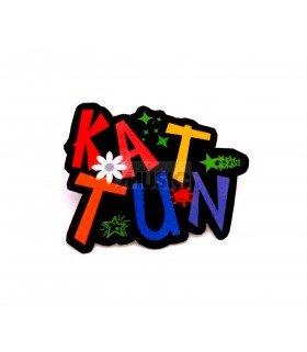 Badge K-Design KAT-TUN