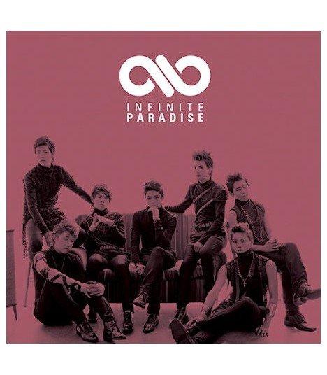 Infinite Vol. 1 - Paradise (Special Repackage) (POSTER OFFERT)