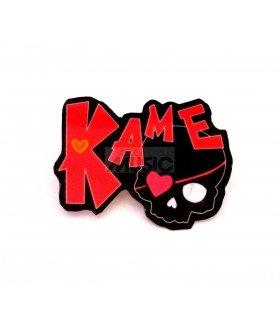 Badge K-Design KAT-TUN (Kazuya Kamenashi) 002