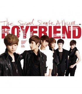 Boyfriend Single Album Vol. 2 - Don't Touch My Girl (édition coréenne)