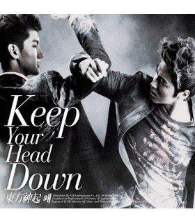 Dong Bang Shin Ki - Keep Your Head Down (Version Normale)
