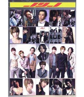 Sticker A4 JYJ 001