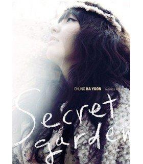 Chung Ha Yoon Single Album - Secret Garden