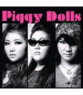 Piggy Dolls Mini Album - Piggy Style