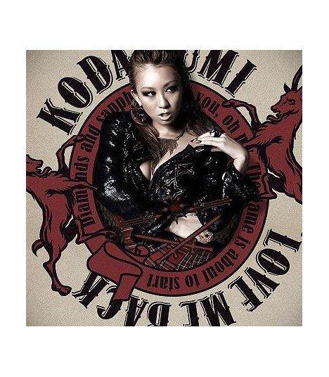 Koda Kumi - Love Me Back (édition japonaise)