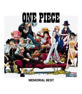 One Piece Memories Best (2CD) (édition normale japonaise)