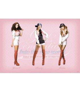 Poster GIRLS' GENERATION (SNSD) 025