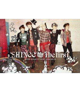 SHINee - THE FIRST SPECIAL BOX (ALBUM+DVD+PHOTOBOOK+GOODS) (First Press) (édition limitée japonaise)