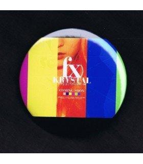 Badge F(X) (Krystal) 001