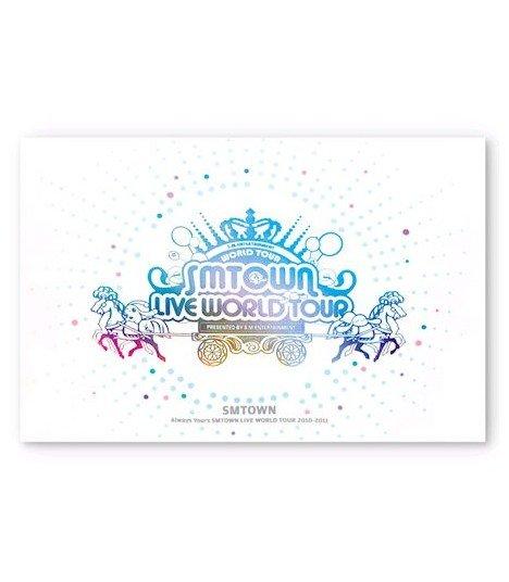 SMTOWN Live World Tour 2010/2011 Photobook (édition limitée coréenne)