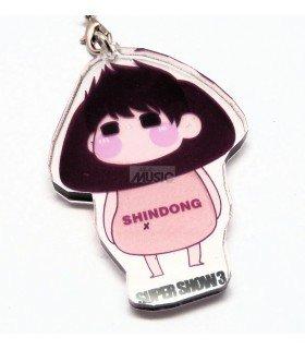 Strap en acrylique Super Junior (Shindong) 001