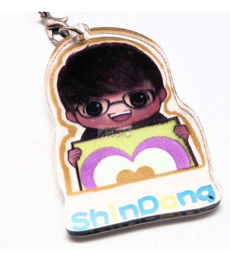 Strap en acrylique Super Junior (Shindong) 007