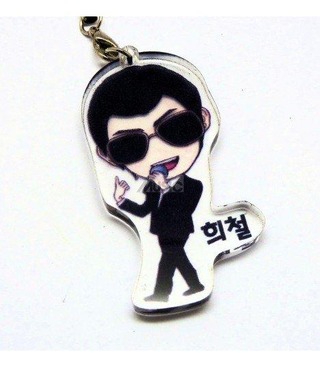 Strap en acrylique Super Junior (Heechul) 013
