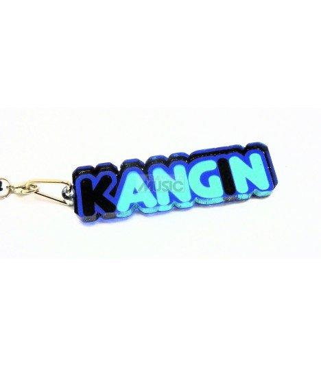 Strap en acrylique Super Junior (Kangin) 001