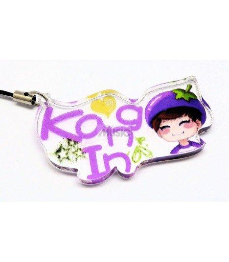 Strap en acrylique Super Junior (Kangin) 005