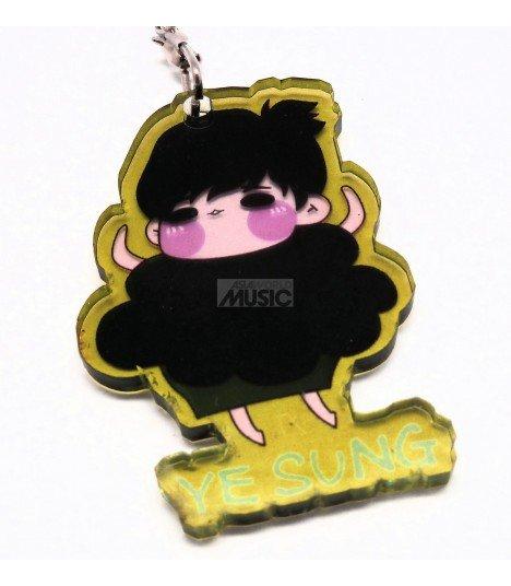 Strap en acrylique Super Junior (Yesung) 003