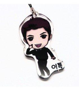 Strap en acrylique Super Junior (Leeteuk) 010
