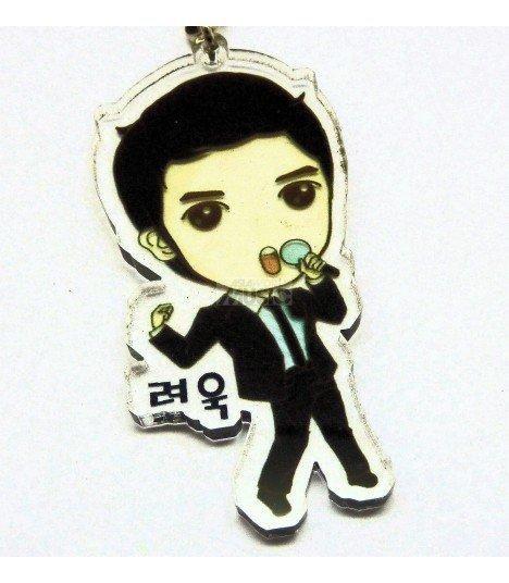 Strap en acrylique Super Junior (Ryeowook) 003