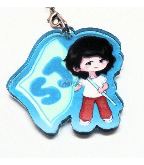 Strap en acrylique Super Junior 006