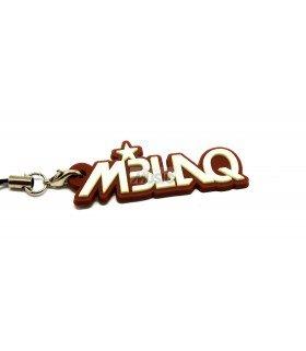 Strap avec lettrage en 3D MBLAQ 003