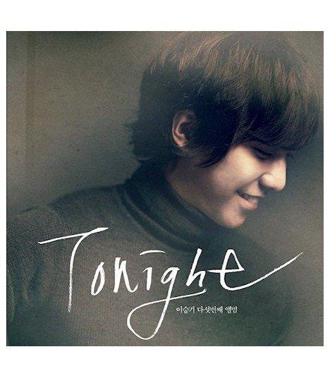 Lee Seung Gi Vol. 5 - Tonight (édition coréenne)