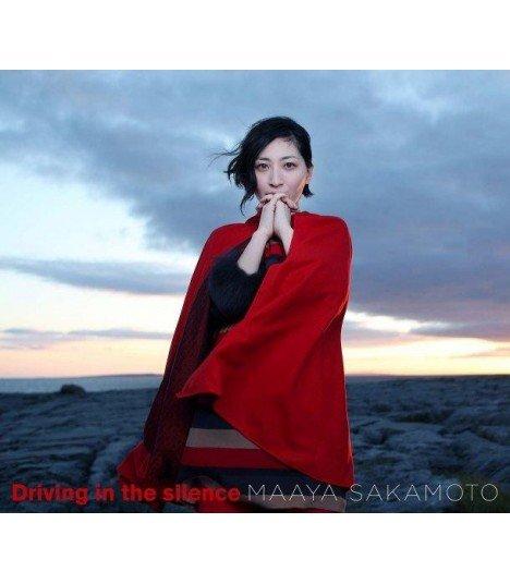 Maaya Sakamoto - Driving in the silence (ALBUM+DVD) (édition limitée japonaise)