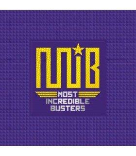 M.I.B Vol. 1 - Most Incredible Busters (édition coréenne)