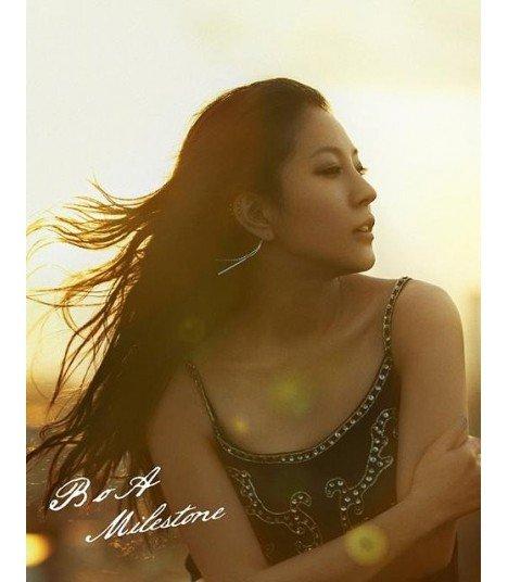 BoA - Milestone (DVD+SINGLE) (édition japonaise)