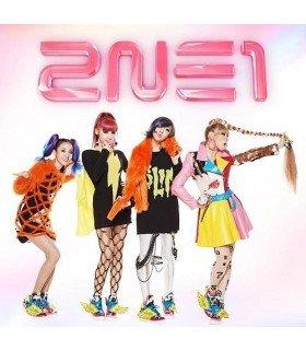 2NE1 - Go Away (Type A)(SINGLE+DVD)(édition japonaise)