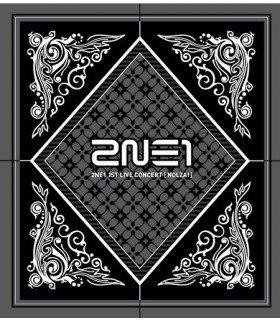 2NE1 1st Live Concert Album - Nolza! (édition coréenne)