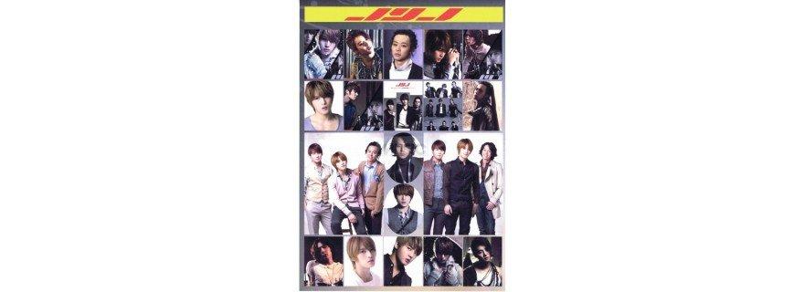 Sticker K-pop A4