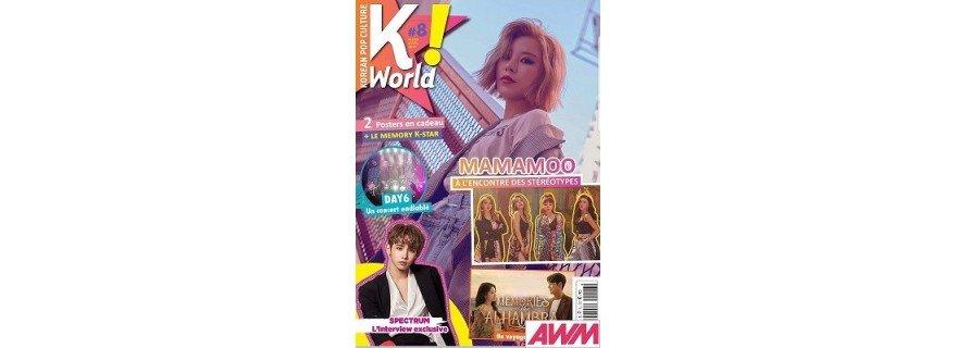 Magazine K-pop